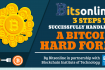 Infographic: Three Steps to Successfully Handling a Bitcoin Hard Fork