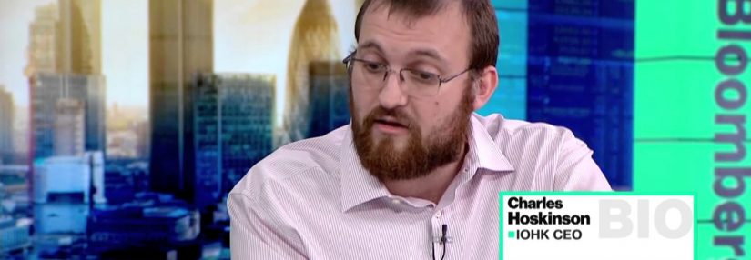 Cardano's Charles Hoskinson Sees Crypto Crash, Consolidation Coming