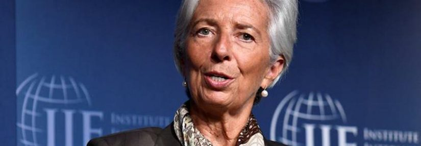 IMF Chief Lagarde: Use Cryptocurrency Tech to Block Out Criminals